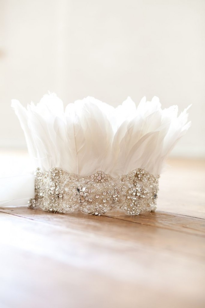 couronne plume